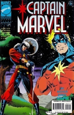 Captain Marvel vol 2 # 2