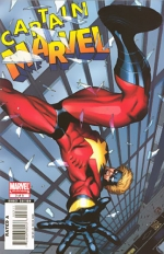 Captain Marvel vol 5 # 3