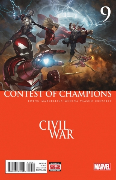Contest of Champions # 9