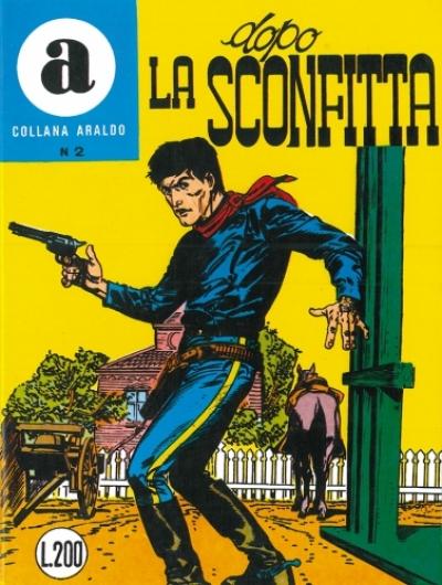 Nuova Collana Araldo # 2 - Dopo la sconfitta :: ComicsBox