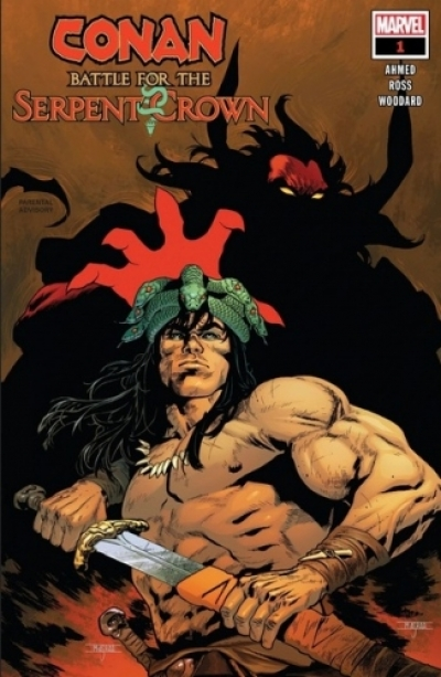 Conan: Battle for the Serpent Crown # 1