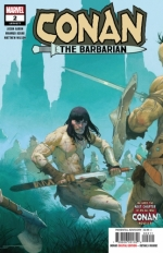 Conan the Barbarian vol 3 # 2