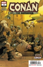 Conan the Barbarian vol 3 # 3
