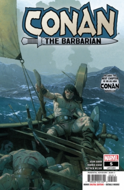 Conan the Barbarian vol 3 # 5