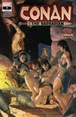 Conan the Barbarian vol 3 # 7