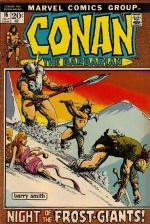 Conan The Barbarian Vol 1 # 16
