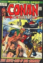 Conan The Barbarian Vol 1 # 17