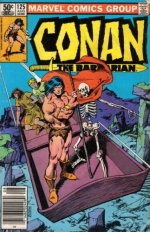 Conan The Barbarian Vol 1 # 125