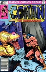 Conan The Barbarian Vol 1 # 126