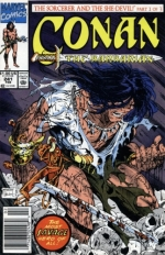 Conan The Barbarian Vol 1 # 241