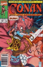 Conan The Barbarian Vol 1 # 242
