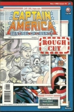 Captain America: Sentinel of Liberty Rough Cut  # 1