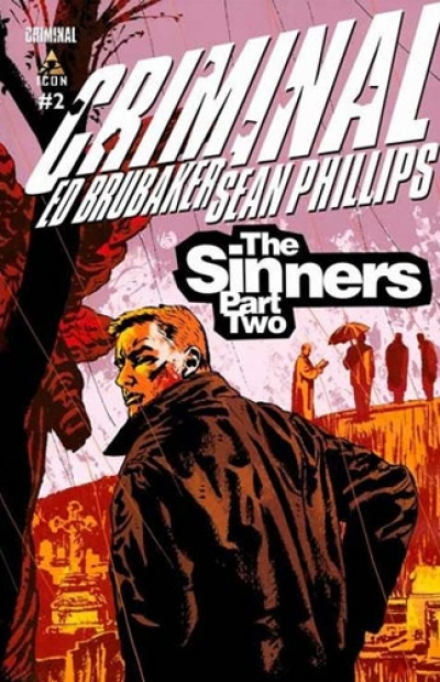 Criminal: The Sinners # 2