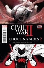 Civil War II: Choosing Sides # 2