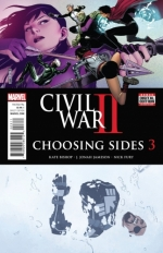 Civil War II: Choosing Sides # 3