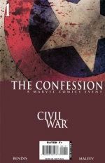 Civil War: The Confession # 1