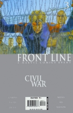 Civil War: Front Line # 3