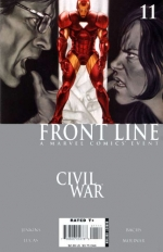 Civil War: Front Line # 11