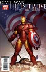 Civil War: The Initiative # 1