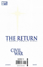 Civil War: The Return # 1