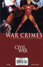 Civil War: War Crimes # 1