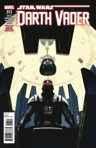 Star Wars: Darth Vader - Dark Lord of the Sith # 13