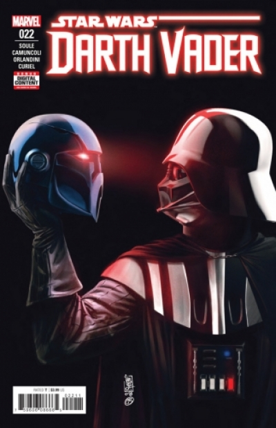 Star Wars: Darth Vader - Dark Lord of the Sith # 22