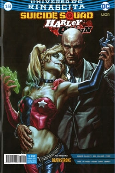Suicide Squad/Harley Quinn # 40