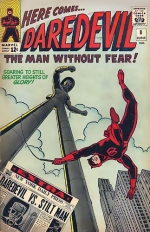 Daredevil vol 1 # 8