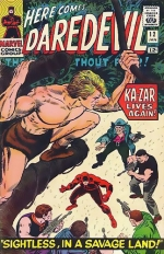 Daredevil vol 1 # 12