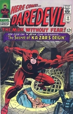 Daredevil vol 1 # 13
