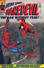 Daredevil vol 1 # 16