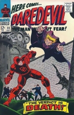 Daredevil vol 1 # 20