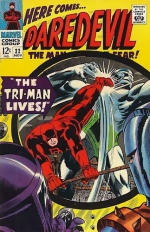 Daredevil vol 1 # 22