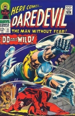 Daredevil vol 1 # 23