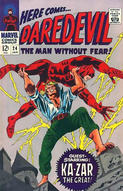 Daredevil vol 1 # 24
