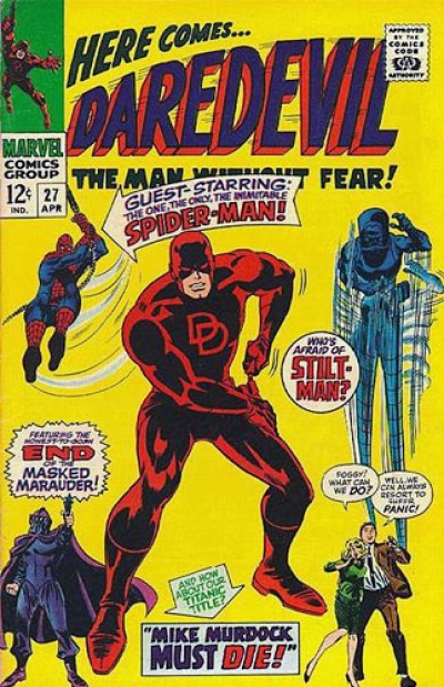 Daredevil vol 1 # 27