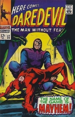 Daredevil vol 1 # 36