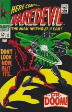 Daredevil vol 1 # 37