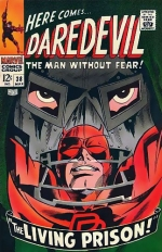 Daredevil vol 1 # 38
