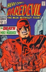 Daredevil vol 1 # 41