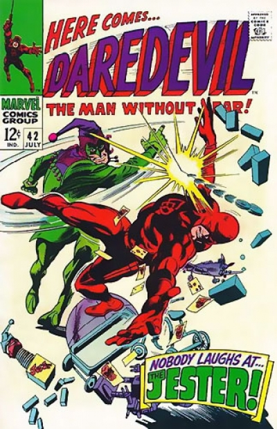 Daredevil vol 1 # 42