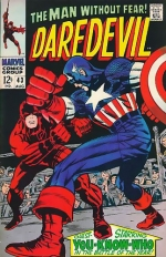 Daredevil vol 1 # 43