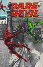 Daredevil vol 1 # 45