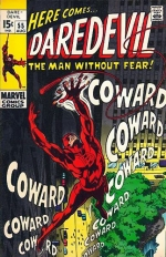 Daredevil vol 1 # 55