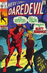 Daredevil vol 1 # 57