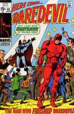 Daredevil vol 1 # 62