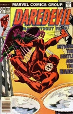 Daredevil vol 1 # 140