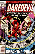 Daredevil vol 1 # 147