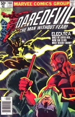 Daredevil vol 1 # 168